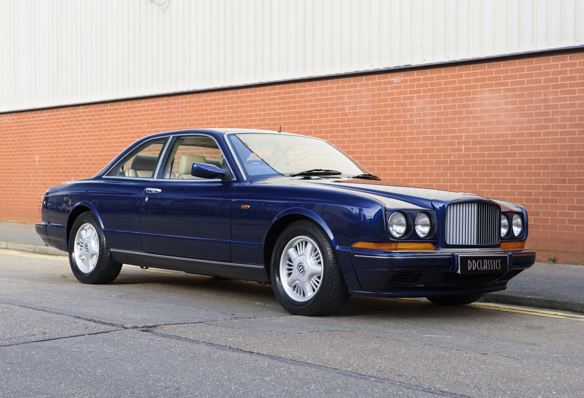 1996 Bentley Continental R (RHD) For Sale (picture 2 of 24)