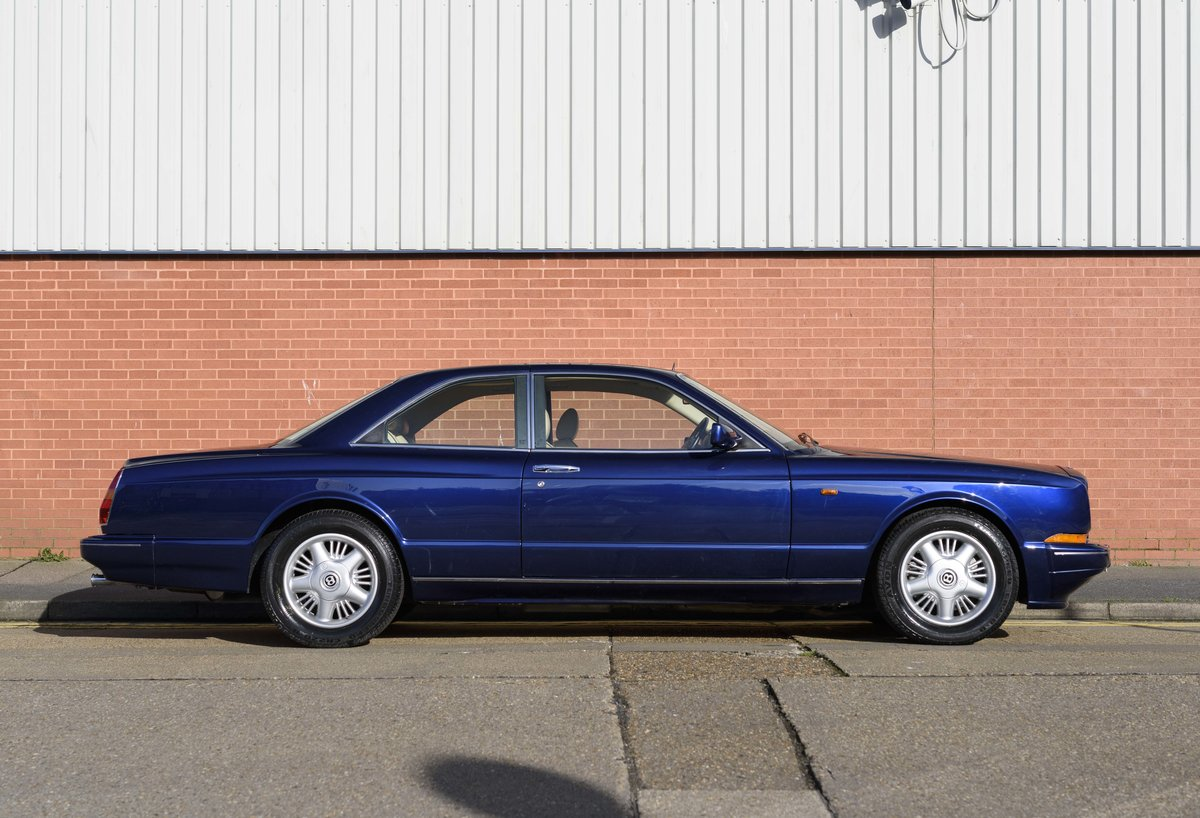 1996 Bentley Continental R (RHD) For Sale (picture 3 of 24)