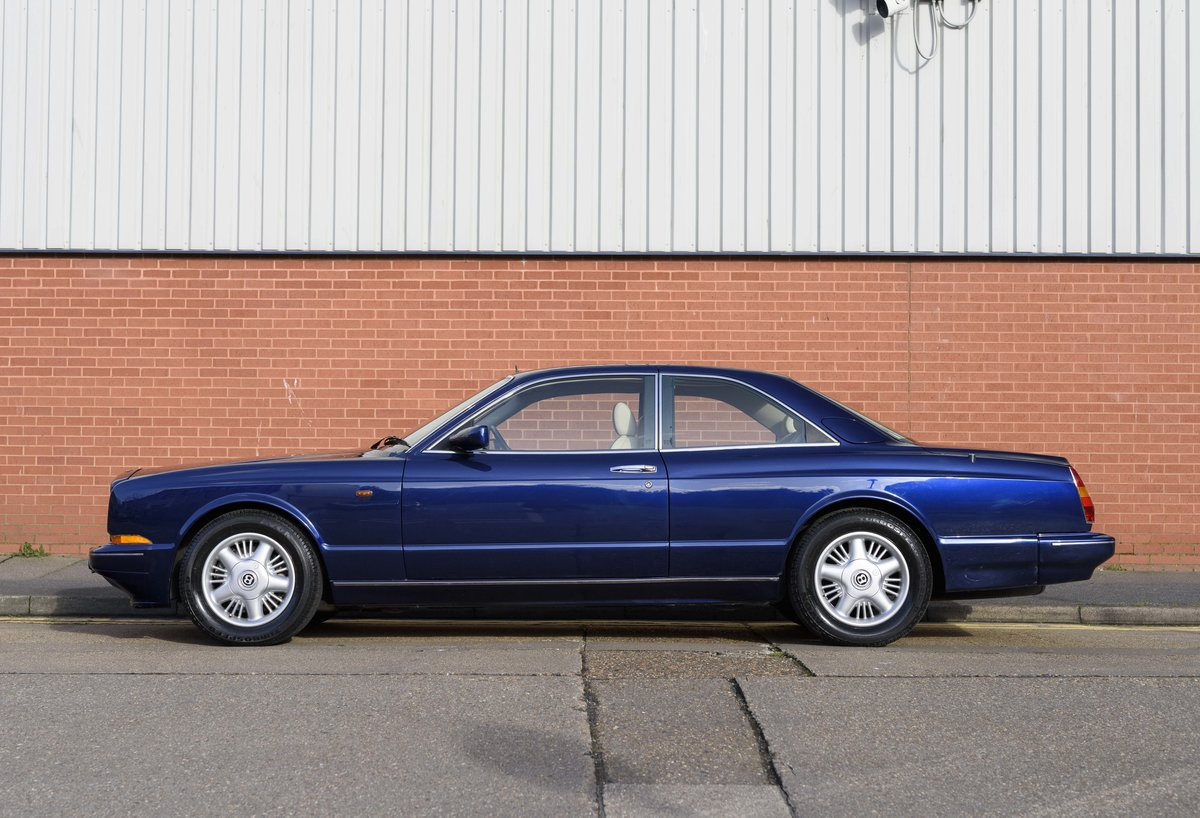 1996 Bentley Continental R (RHD) For Sale (picture 4 of 24)