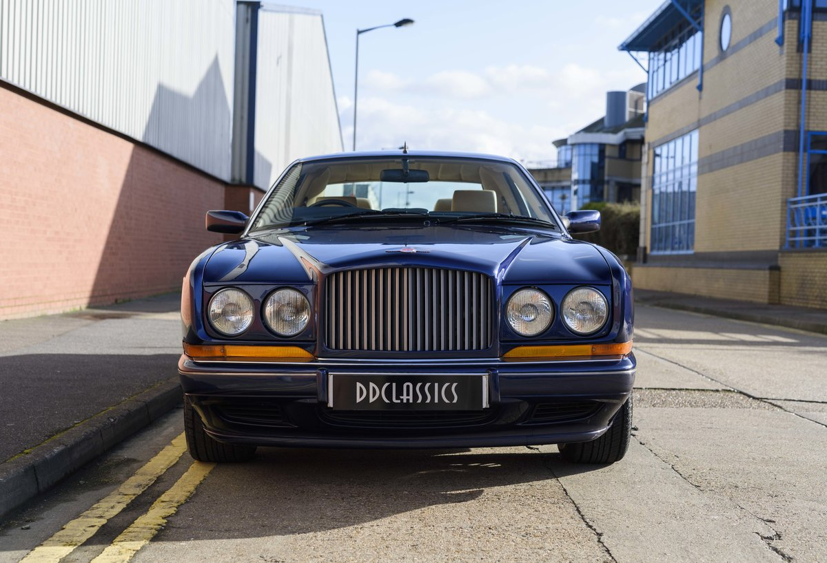 1996 Bentley Continental R (RHD) For Sale (picture 5 of 24)