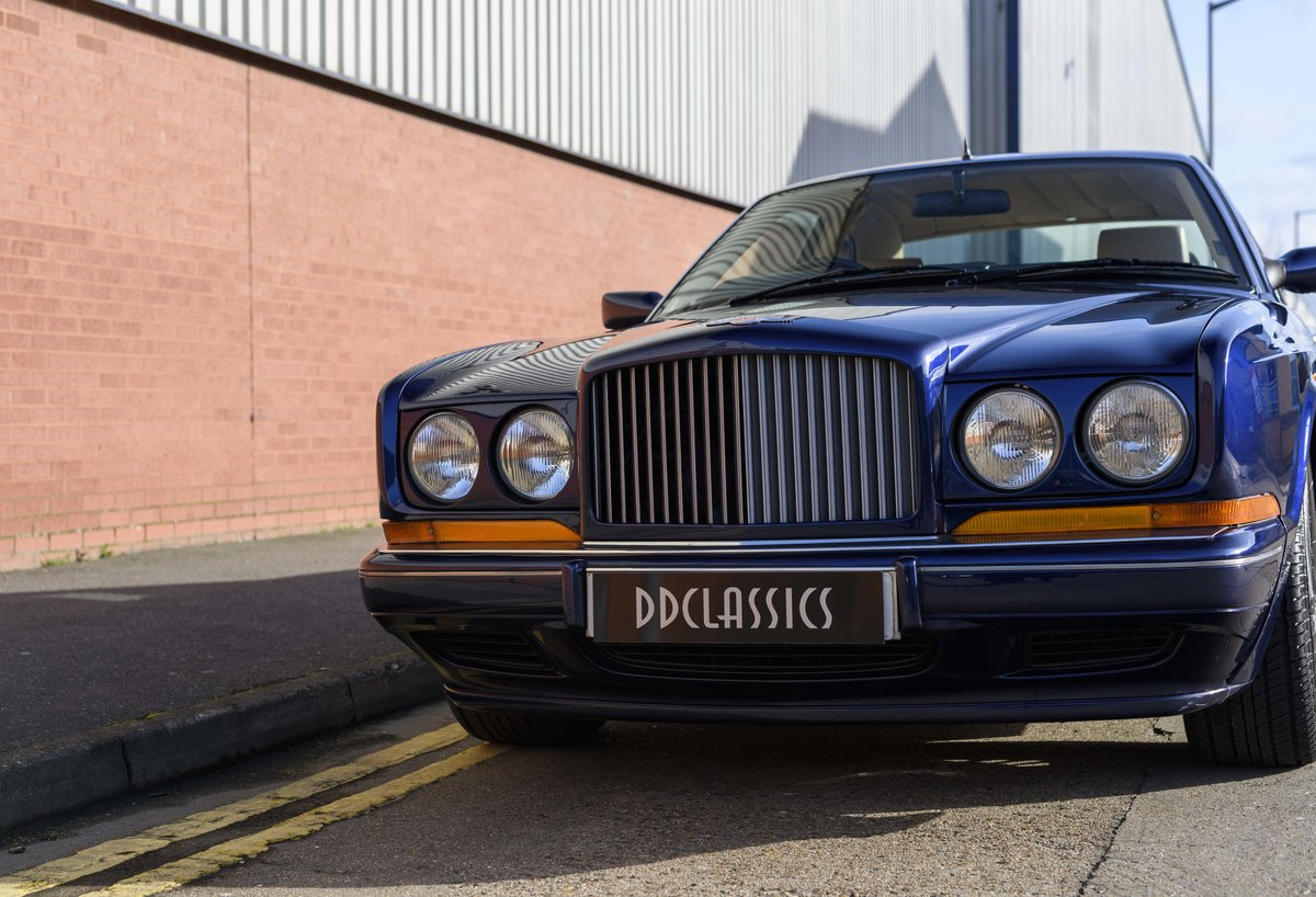 1996 Bentley Continental R (RHD) For Sale (picture 7 of 24)
