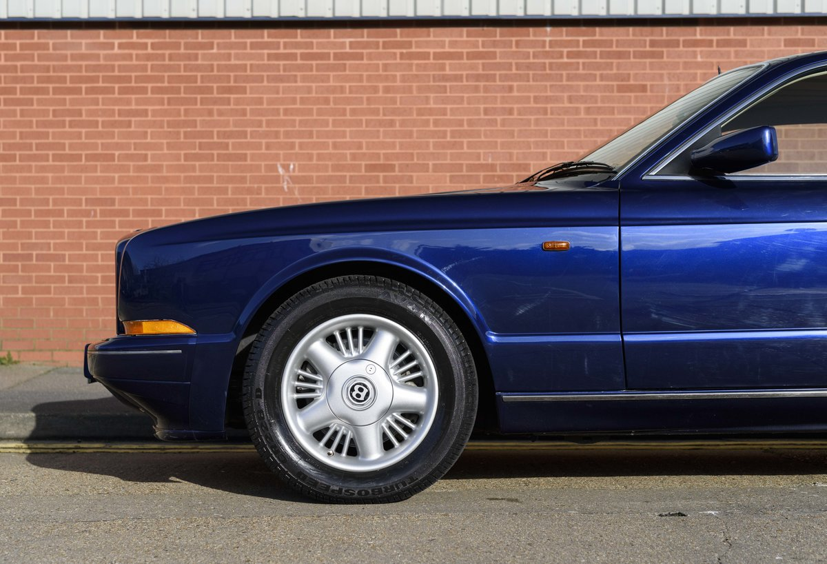 1996 Bentley Continental R (RHD) For Sale (picture 8 of 24)