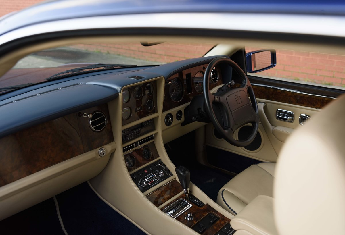1996 Bentley Continental R (RHD) For Sale (picture 9 of 24)