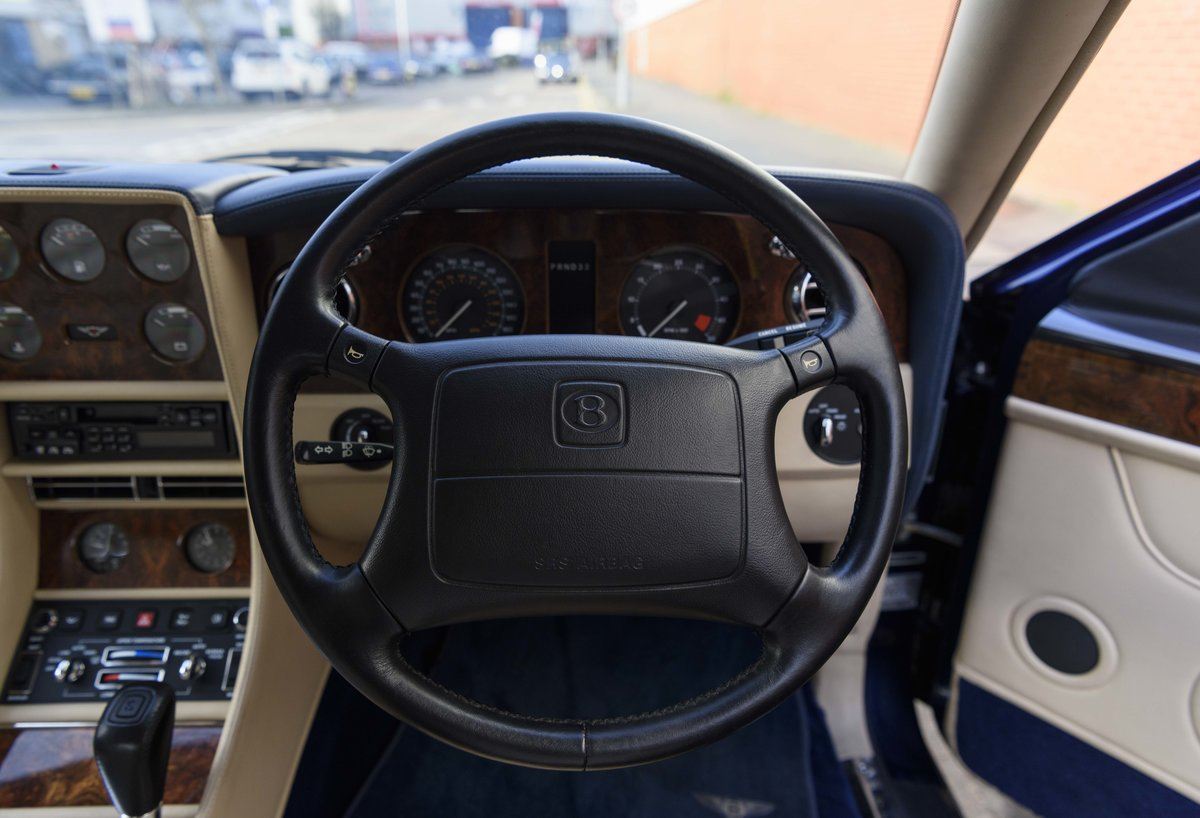 1996 Bentley Continental R (RHD) For Sale (picture 10 of 24)