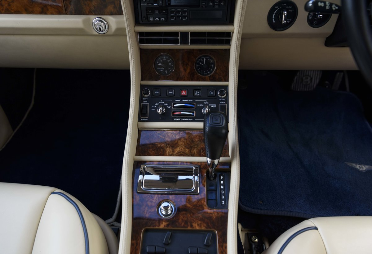 1996 Bentley Continental R (RHD) For Sale (picture 13 of 24)