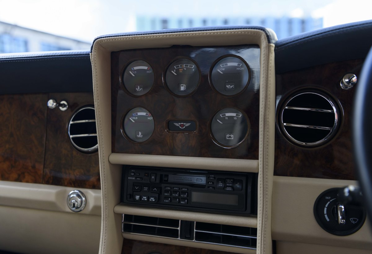 1996 Bentley Continental R (RHD) For Sale (picture 15 of 24)