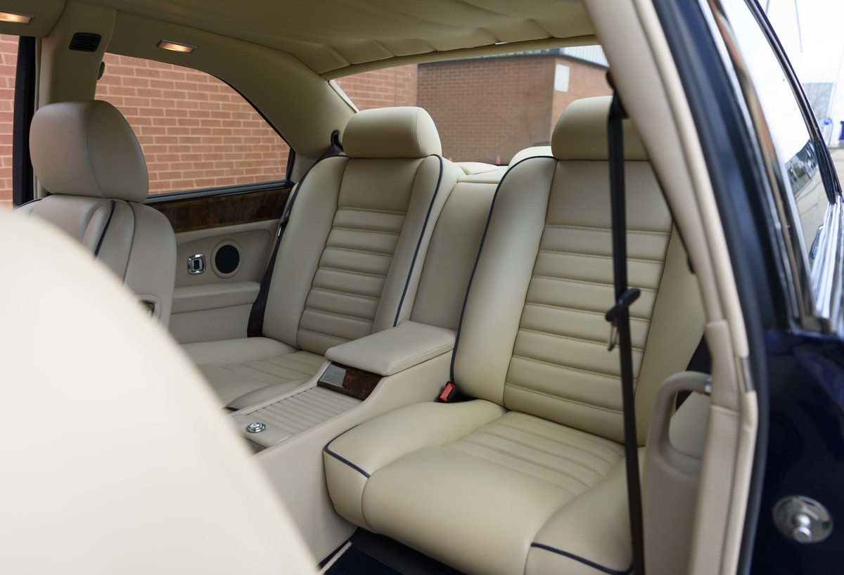 1996 Bentley Continental R (RHD) For Sale (picture 20 of 24)