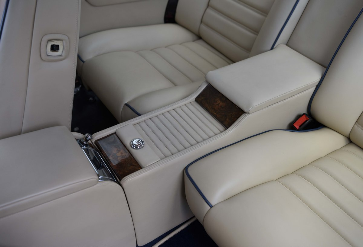 1996 Bentley Continental R (RHD) For Sale (picture 21 of 24)