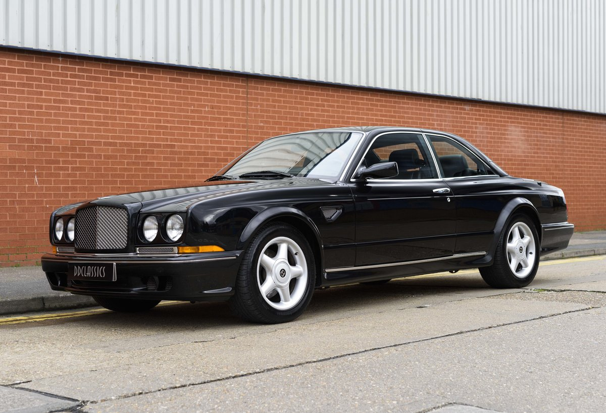 2000 Bentley Continental R Mulliner (LHD) For Sale (picture 1 of 24)