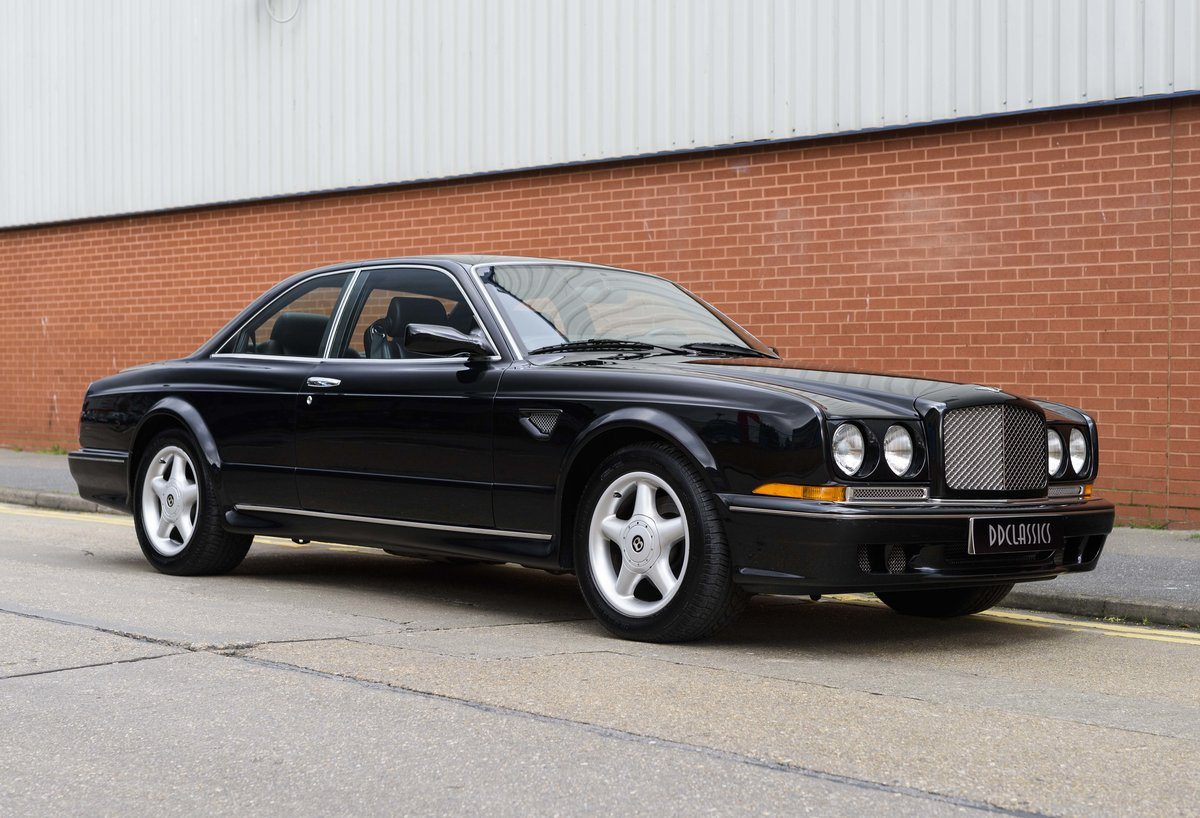 2000 Bentley Continental R Mulliner (LHD) For Sale (picture 2 of 24)