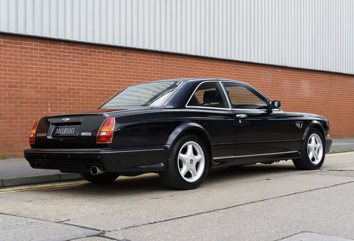 2000 Bentley Continental R Mulliner (LHD) For Sale (picture 3 of 24)