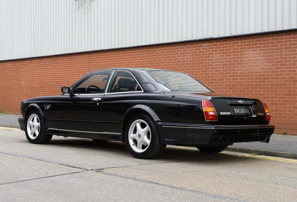 2000 Bentley Continental R Mulliner (LHD) For Sale (picture 4 of 24)