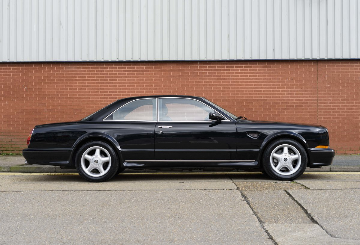 2000 Bentley Continental R Mulliner (LHD) For Sale (picture 5 of 24)