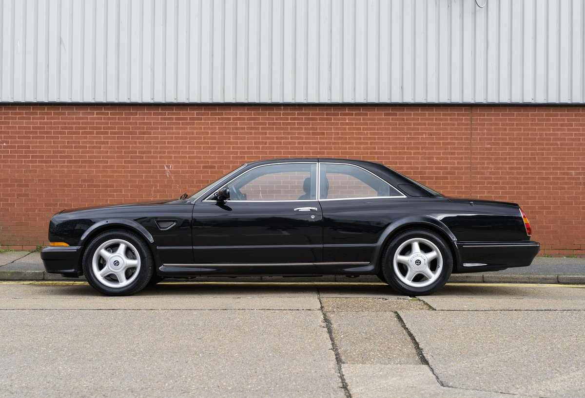2000 Bentley Continental R Mulliner (LHD) For Sale (picture 6 of 24)