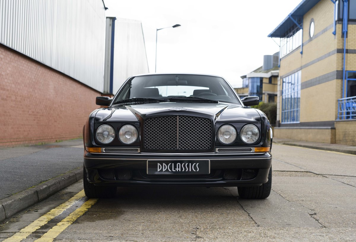 2000 Bentley Continental R Mulliner (LHD) For Sale (picture 7 of 24)
