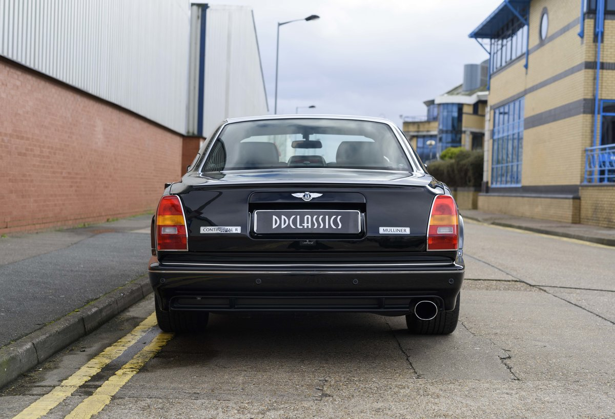 2000 Bentley Continental R Mulliner (LHD) For Sale (picture 8 of 24)