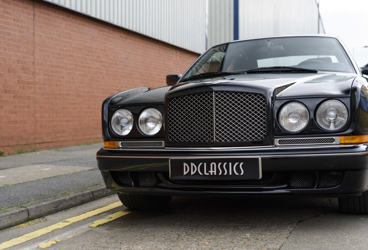 2000 Bentley Continental R Mulliner (LHD) For Sale (picture 9 of 24)