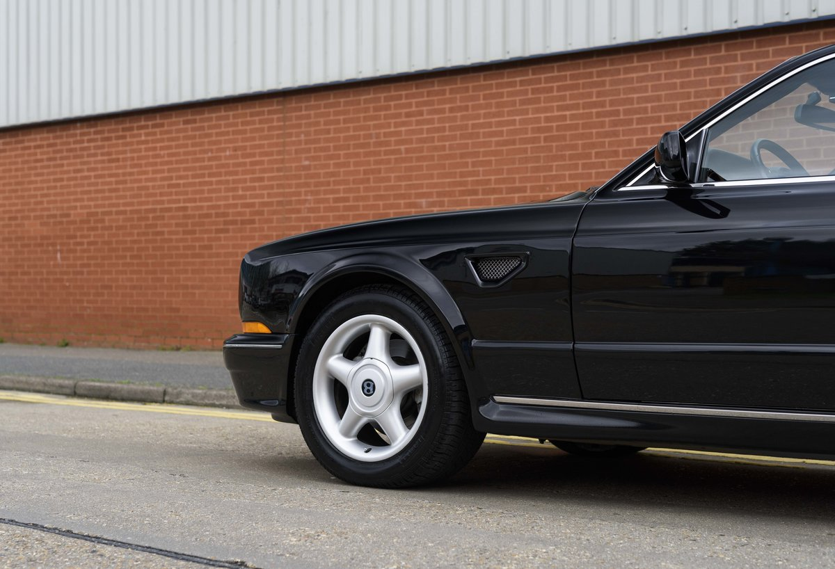 2000 Bentley Continental R Mulliner (LHD) For Sale (picture 11 of 24)