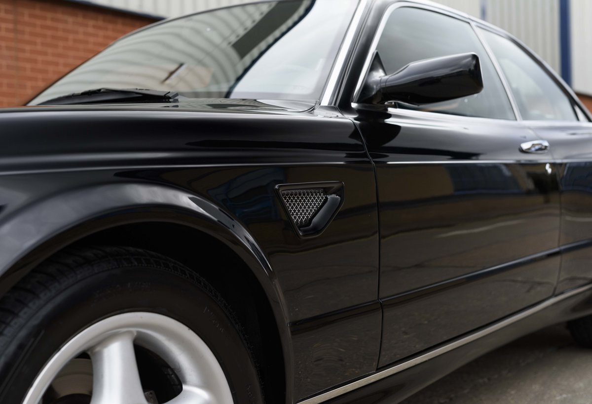 2000 Bentley Continental R Mulliner (LHD) For Sale (picture 12 of 24)