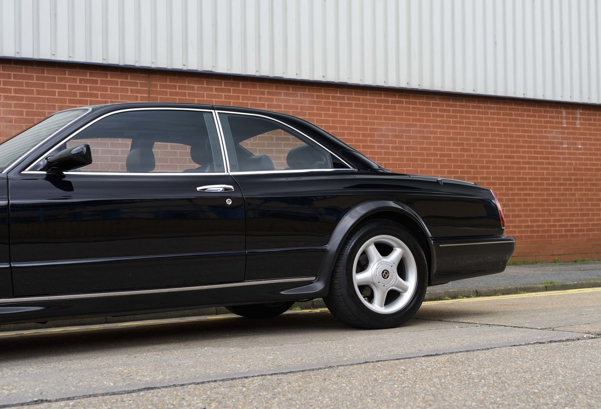 2000 Bentley Continental R Mulliner (LHD) For Sale (picture 13 of 24)