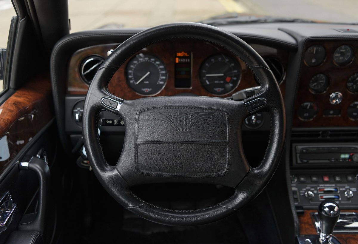 2000 Bentley Continental R Mulliner (LHD) For Sale (picture 15 of 24)
