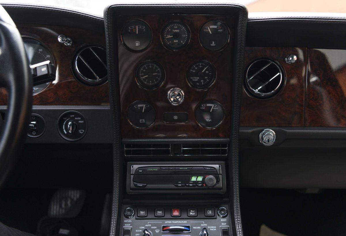 2000 Bentley Continental R Mulliner (LHD) For Sale (picture 17 of 24)