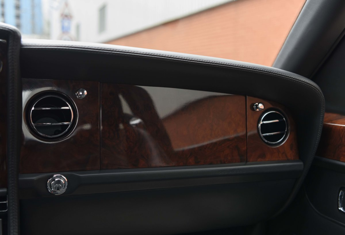 2000 Bentley Continental R Mulliner (LHD) For Sale (picture 18 of 24)