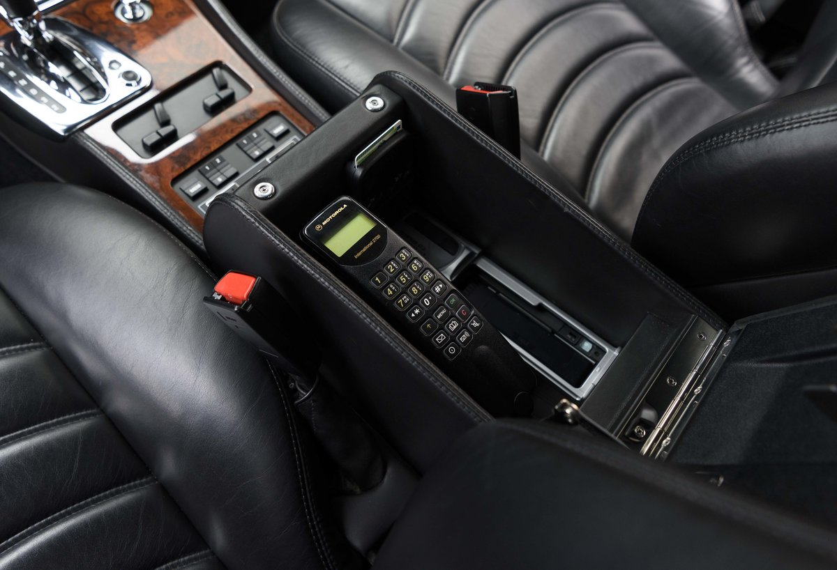 2000 Bentley Continental R Mulliner (LHD) For Sale (picture 23 of 24)