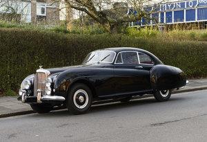 1954 Bentley R-Type Continental Fastback (RHD)
