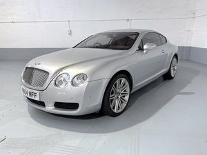 2004 Bentley Continental GT For Sale by Auction