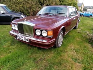 1986 Bentley Turbo R For Sale