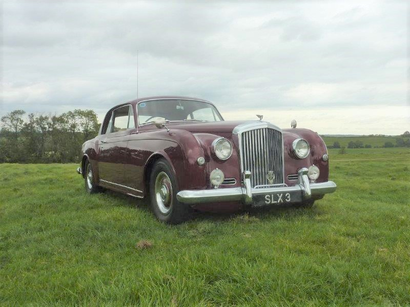 1956 Bentley S1 Continental Sports Saloon For Sale (picture 2 of 6)