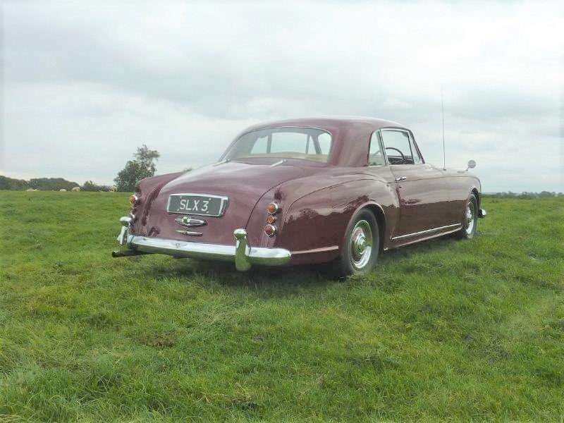 1956 Bentley S1 Continental Sports Saloon For Sale (picture 3 of 6)