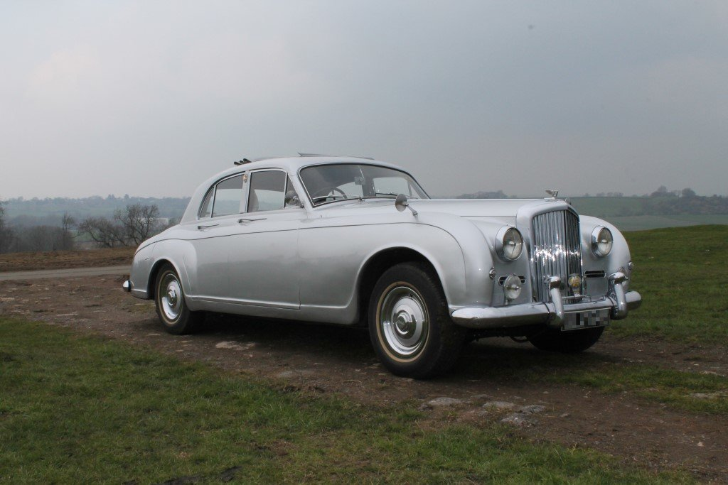 1957 Bentley S1 Continental by James young For Sale (picture 1 of 3)