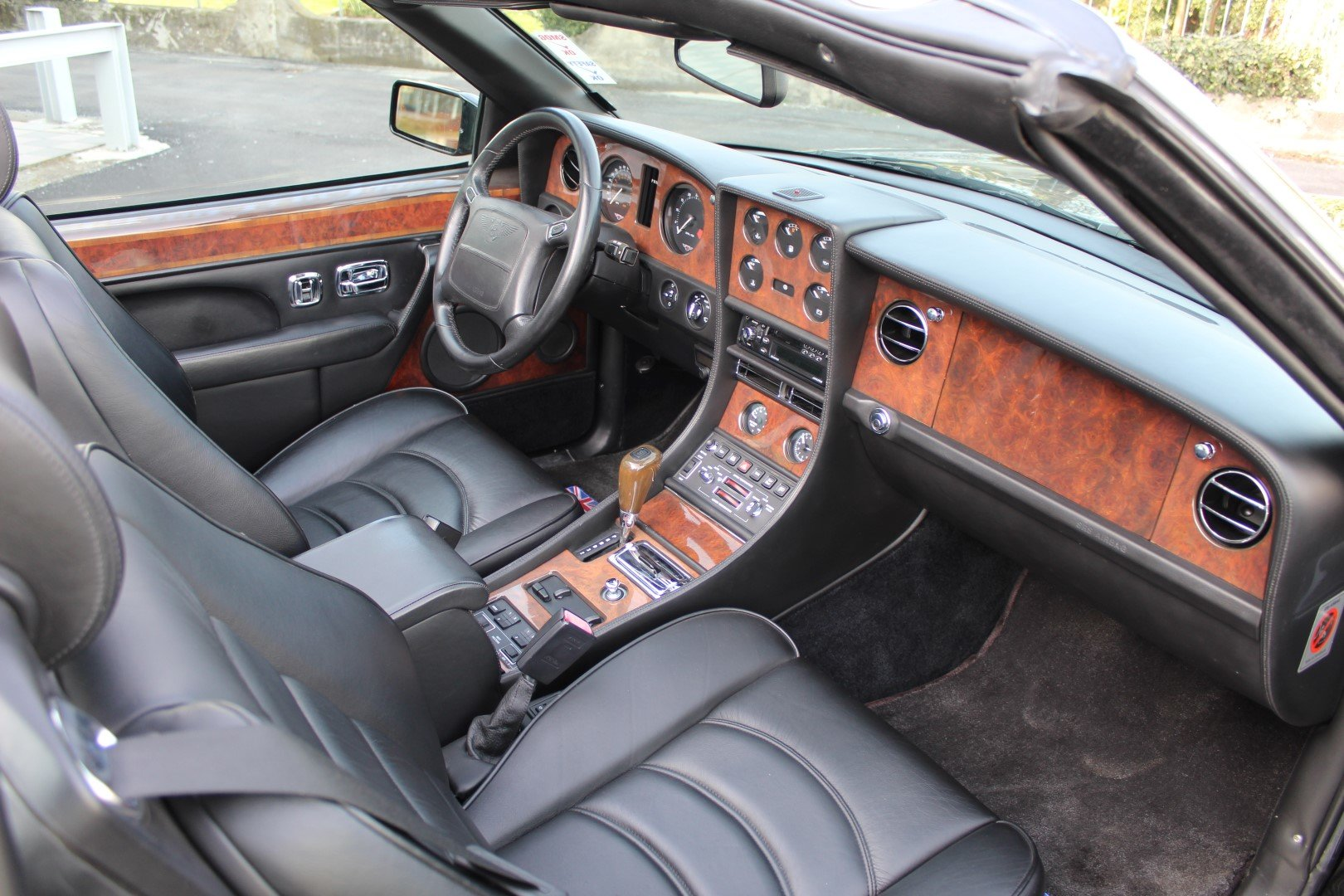 1999 Bentley Azure Mulliner - Wide Body - 426HP For Sale (picture 4 of 6)