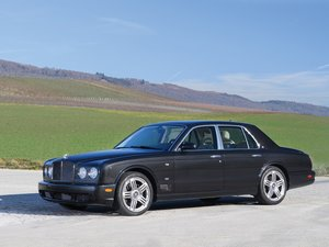 2009  Bentley Arnage T Final Series