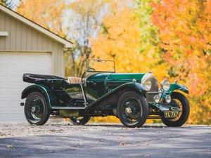 1925 Bentley 3-Litre Speed Model Tourer by Vanden Plas For Sale by Auction