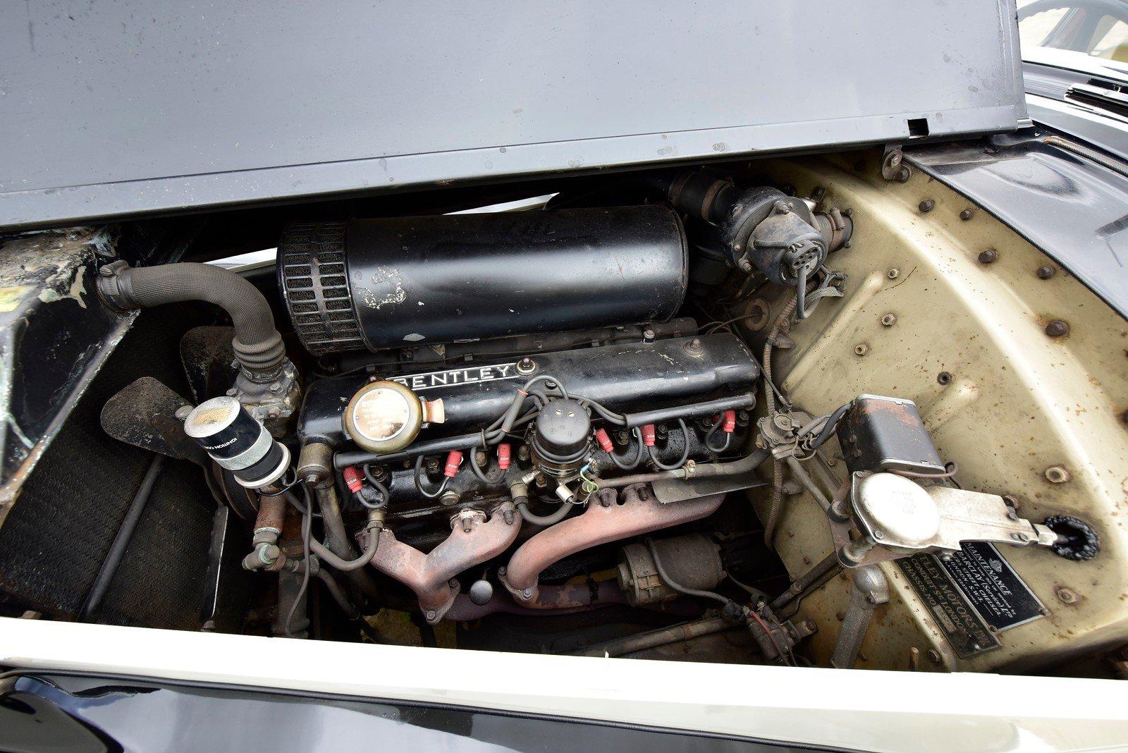 1954 Bentley R Type Standard Steel Saloon For Sale (picture 6 of 6)