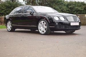 2007/56 Bentley Flying Spur Mulliner in Beluga For Sale