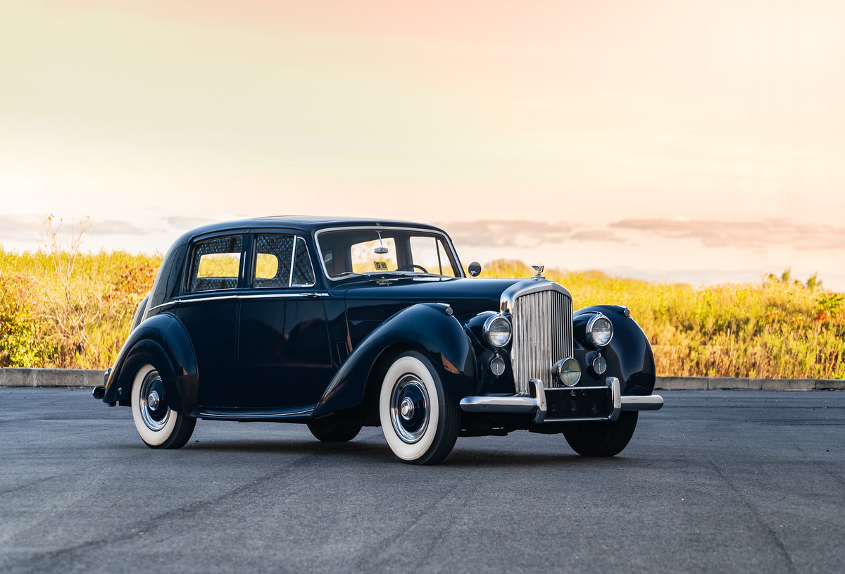 1951 Bentley MK VI For Sale (picture 1 of 6)