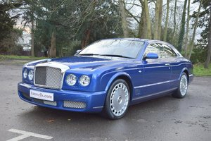 2009/09 Bentley Brooklands Coupé in Moroccan Blue