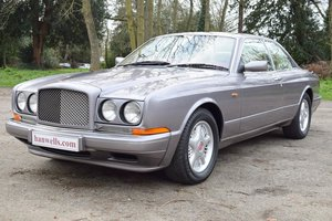 1993 L Bentley Continental R in Silver Tempest