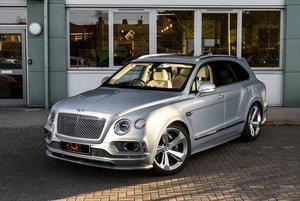 Bentley Bentayga 2017 SOLD
