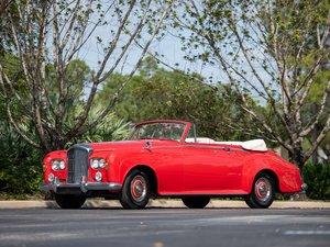1963 Bentley S3 Drophead Conversion