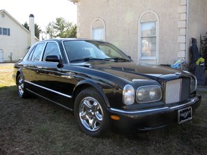 1999 Bentley Arnage  For Sale by Auction