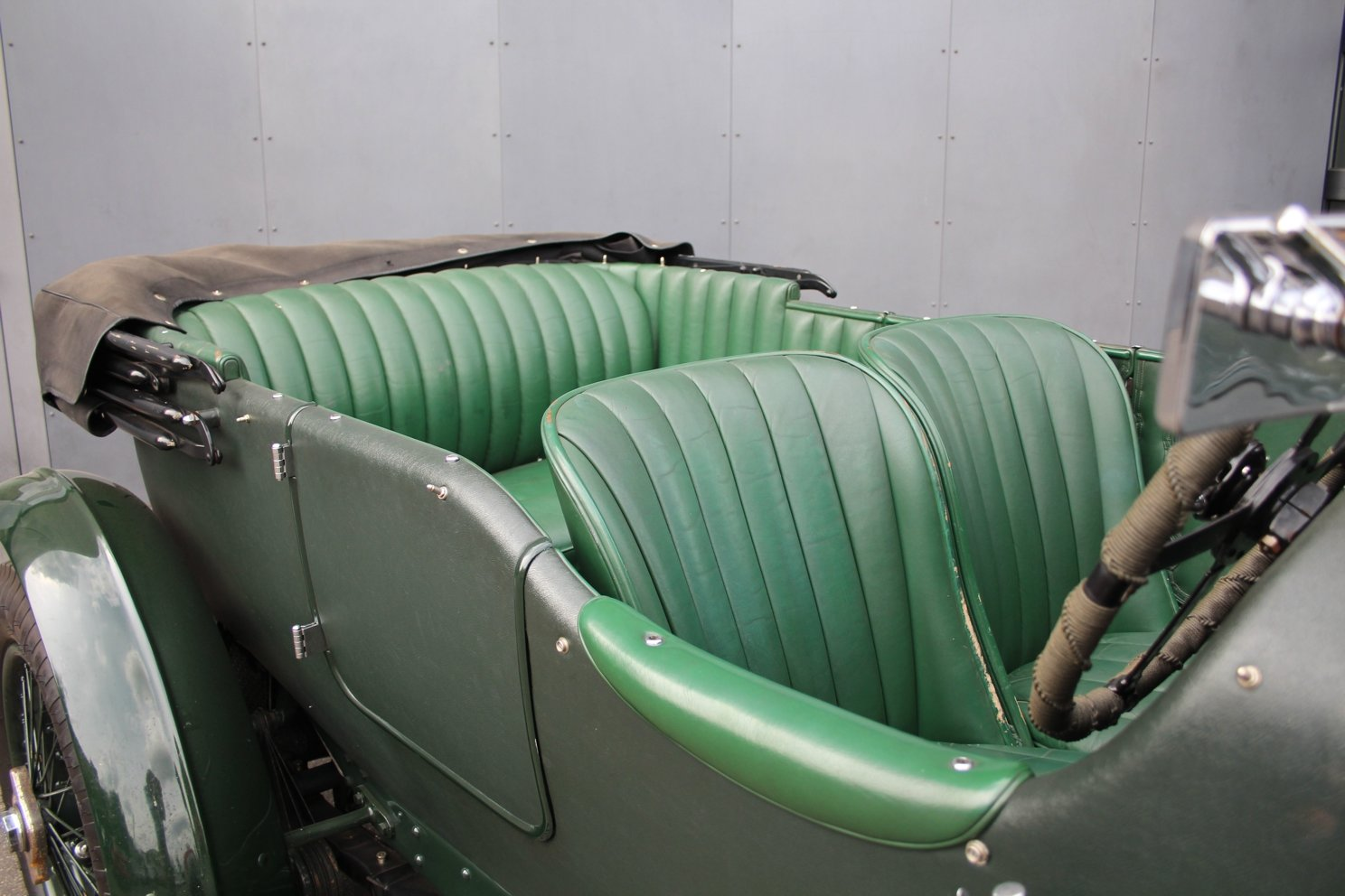 1929 Bentley 4 1/2 Litre Blower Open Tourer RHD by Graham Moss For Sale (picture 3 of 6)