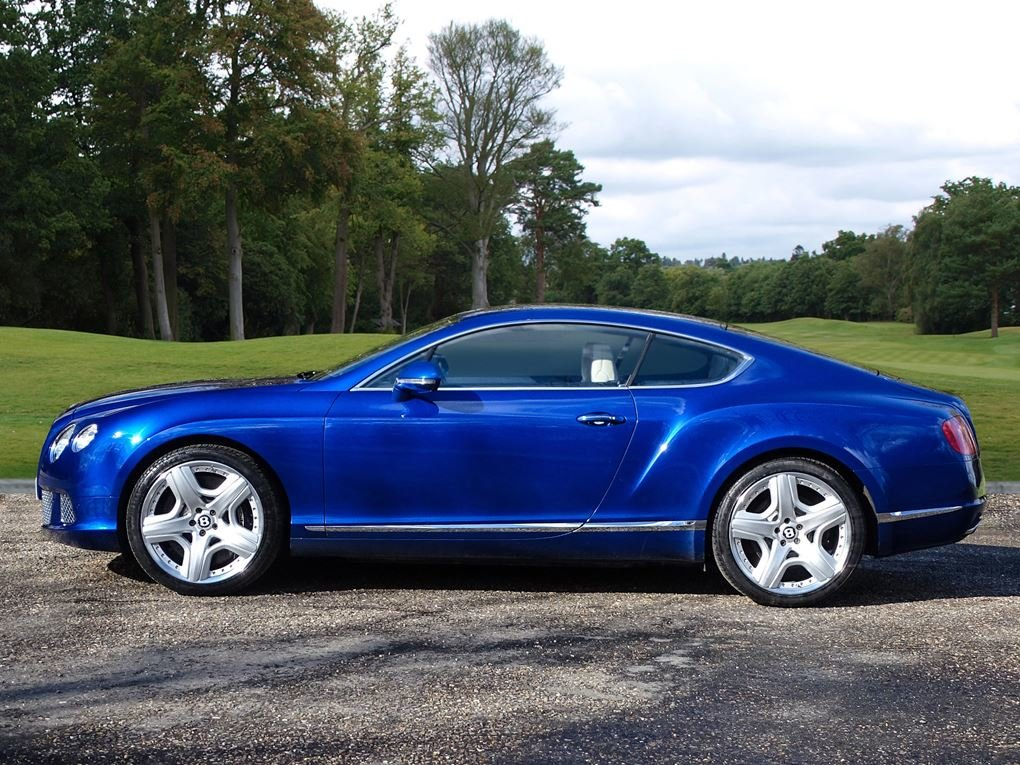 2011 Bentley  CONTINENTAL GT  MULLINER COUPE 2012 MODEL AUTO  44, For Sale (picture 2 of 24)