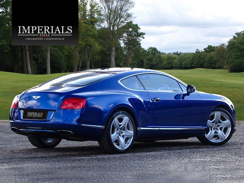 2011 Bentley  CONTINENTAL GT  MULLINER COUPE 2012 MODEL AUTO  44, For Sale (picture 4 of 24)