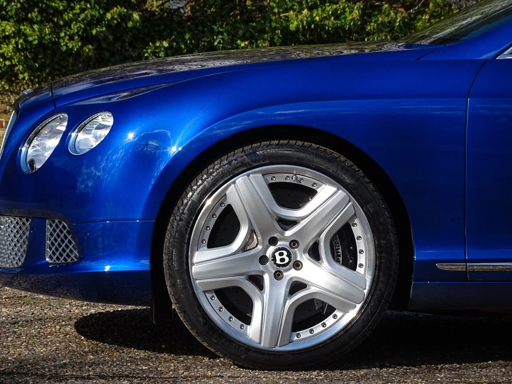 2011 Bentley  CONTINENTAL GT  MULLINER COUPE 2012 MODEL AUTO  44, For Sale (picture 5 of 24)