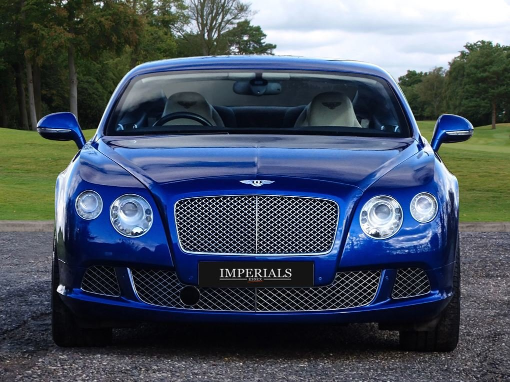 2011 Bentley  CONTINENTAL GT  MULLINER COUPE 2012 MODEL AUTO  44, For Sale (picture 9 of 24)